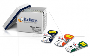 Radisens test panels for chronic disease co-morbidity management