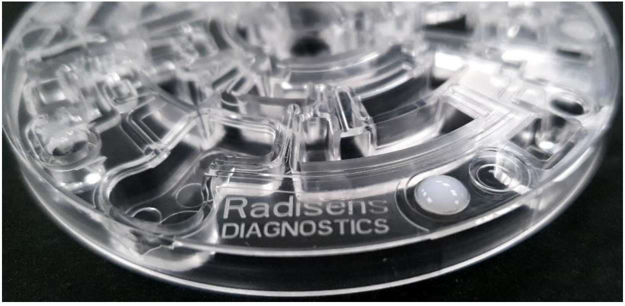 Radisens Test Cartridge